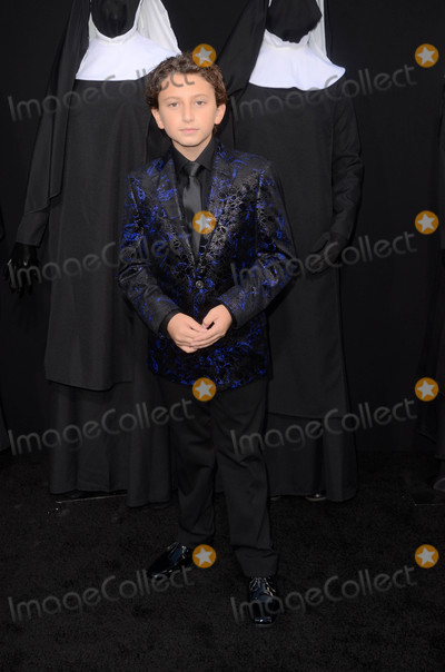 "August Maturo Photo - August Maturo at ""The Nun"" World Premiere, TCL Chinese Theater, Hollywood, CA 09-04-18"