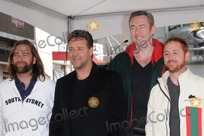 Russell Crowe, Scott Grimes, Kevin Durand, Alan Doyle Photo - Alan Doyle, Russell Crowe, Kevin Durand and Scott Grimes