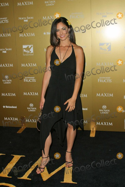 Larissa Meek Photo - Larissa Meek at the Maxim Hot 100 Party at the Hard Rock Hotel & Casino, Las Vegas, Nevada 06-12-04