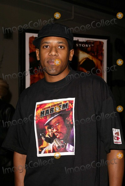 """Al Thompson, Tupac Photo - Al Thompson at the premiere of Paramount Picture's """"Tupac: Resurrection"""" at the ArcLight Theaters, Hollywood, CA 11-04-03"""