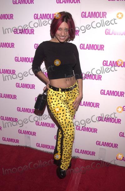 "Ali Navarro, Ali Farka Touré Photo -  ALI NAVARRO at the Glamour ""Don't"" Party, where fashion faux pas are  celebrated, Norms Diner, Hollywood, 04-05-01"