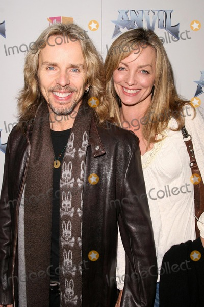 Tommy Shaw, Anvil, Anvil !, Anvil! Photo - Tommy Shaw and wife Jeanne