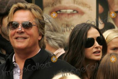 Don Johnson, Bruce Willis, Demi Moore, The Ceremonies Photo - Don Johnson and Demi Mooreat the Ceremony honoring Bruce Willis with the 2,321st star on the Hollywood Walk of Fame. Hollywood Boulevard, Hollywood, CA. 10-16-06