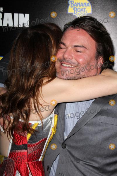 """Jack Black, Kathryn Hahn, Train, Jackée Photo - Kathryn Hahn, Jack Black at the """"D Train"""" Los Angeles Premiere, Arclight, Hollywood, CA 04-27-15"""
