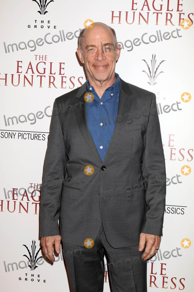 """Eagles, J K Simmons, J. K. Simmons, J.K. Simmons, The Eagles, J.K Simmons Photo - J. K. Simmons at the """"The Eagle Huntress"""" Premiere, Pacific Theaters at the Grove, Los Angeles, CA 10-18-16"""
