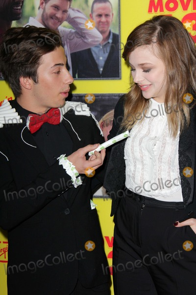 Jimmy Bennett Chloe Grace Moretz Pictures, Photos & Images ... |Chloe Grace Moretz And Jimmy Bennett