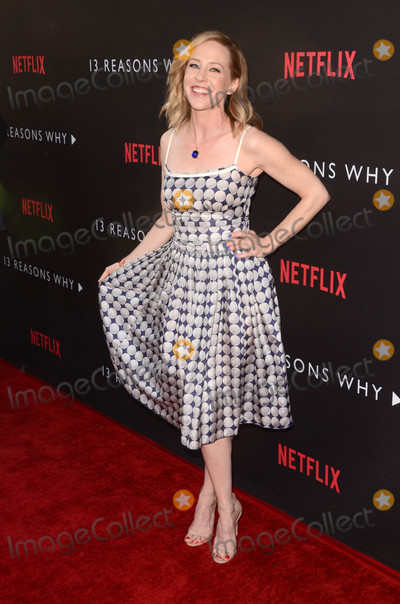 Amy Hargreaves Photo - Amy Hargreaves at the 13 Reasons Why Los Angeles Premiere, Paramount Studios, Los Angeles, CA 03-30-17