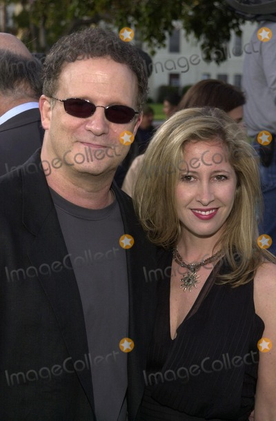 "Albert Brooks Photo - Albert Brooks and wife Kimberly at the ""Earth to L.A.! II,"" to benefit the Natural Resources Council , Wadsworth Theater, West L.A., 05-10-02"