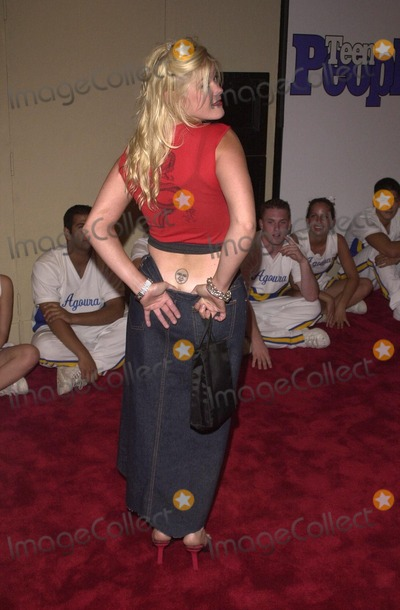 "Sarah Ann Morris Photo -  Sarah Ann Morris at the premiere of ""Bring It On"" in Westwood. 08-22-00"