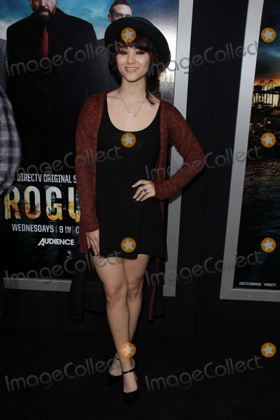 """Fivel Stewart Photo - Fivel Stewart at the """"Rogue"""" L.A. Premiere, Arclight, Hollywood, CA 03-26-13"""