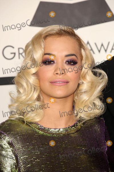 Rita Ora, Rita  Ora, Grammy Awards Photo - Rita Ora at the 56th Annual Grammy Awards, Staples Center, Los Angeles, CA 01-26-14
