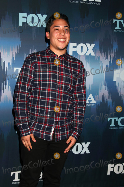 Photo - Andre Millan at the FOXTV TCA Winter 2017 All-Star Party, Langham Hotel, Pasadena, CA 01-11-17