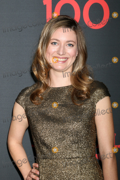 Photos And Pictures Zoe Perry At The Scandal 100th Show