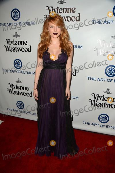 Bella Thorne Photo - Bella Thorne at The Art of Elysium's Ninth Annual Heaven Gala, 3LABS, Culver City, CA 01-09-16