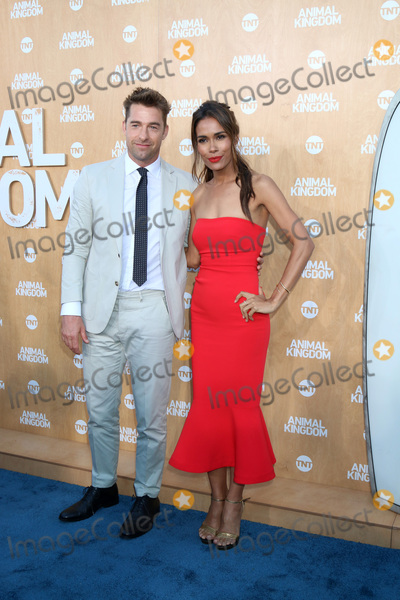 "Daniella Alonso, Scott Speedman, The Animals Photo - Scott Speedman, Daniella Alonso at the ""Animal Kingdom"" Premiere Screening, The Rose Room, Venice Beach, CA 06-08-16"