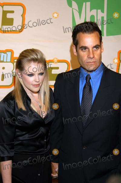 Natalie Maines, Adrian Pasdar Photo - Natalie Maines and husband Adrian Pasdar at VH1 Big In 03, Universal Amphitheater, Universal City, CA 11-20-03