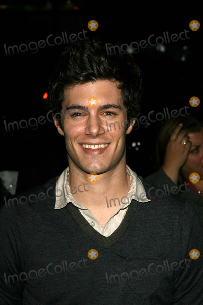 """Adam Brody, Kiss Photo - Adam Brodyat the Los Angeles Premiere of """"The Last Kiss"""". Directors Guild of America, Hollywood, CA. 09-13-06"""