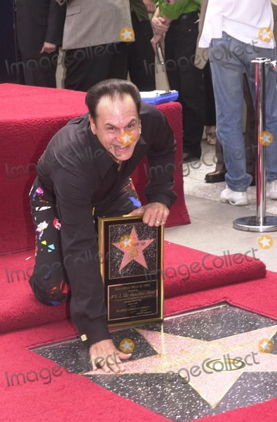 "KC, KC and the Sunshine Band Photo - Karry Wayne ""KC"" Casey at KC and The Sunshine Band induction ceremony into Hollywood's Walk of Fame, Hollywood Blvd, CA 08-02-02"