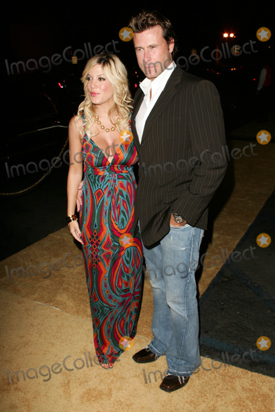 Tori Spelling, Dean McDermott, Rush Photo - Tori Spelling and Dean McDermott
