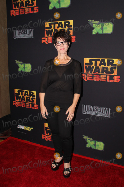 """April Winchell, David Edwards Photo - April Winchell at the premiere of """"Star Wars Rebels,"""" AMC Century City, Century City, CA 09-27-14 David Edwards/DailyCeleb.com 818-915-4440"""