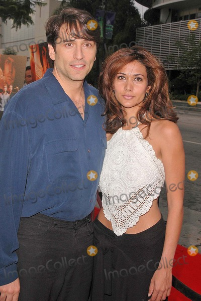 """Vincent Spano Photo - Vincent Spano and date at the Premiere of HBO's Series """"Entourage"""" at Avalon, Hollywood, CA. 06-28-04"""