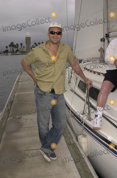 Billy Zane, Zane, Reef, BILLY  ZANE Photo -  BILLY ZANE at the celebrity sail for the Planetary Coral Reef Foundation, Marina Del Ray , 06-20-01 at the celebrity sail for the Planetary Coral Reef Foundation, Marina Del Ray, 06-02-01