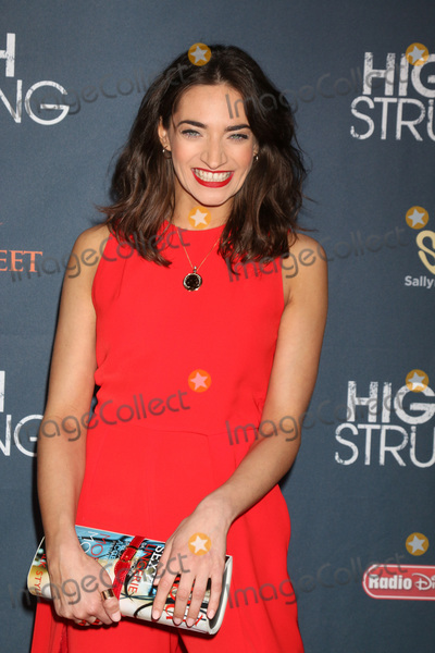 "Anabel Kutay Photo - Anabel Kutay at the ""High Strung"" Premeire, TCL Chinese 6 Theaters, Hollywood, CA 03-29-16"