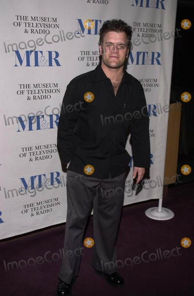 "Kevin Weisman, Alias, William S Paley, William S. Paley, THE WILLIAMS Photo - Kevin Weisman at the William S. Paley Television Festival's salute to the series ""ALIAS.""  03-11-02"