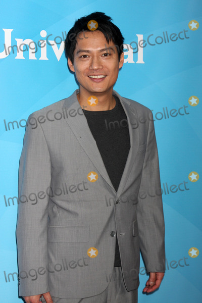 Archie Kao, Kaos Photo - Archie Kao at the NBC-Universal 2014 TCA Winter Press Tour, Langham Huntington Hotel and Spa, Pasadena, CA 01-19-14