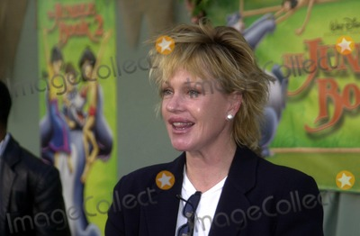 """Melanie Griffith, Melanie Griffiths Photo - Melanie Griffith at the premiere of Disney's """"The Jungle Book 2"""" at the El Capitan Theater, Hollywood, CA 02-09-03"""