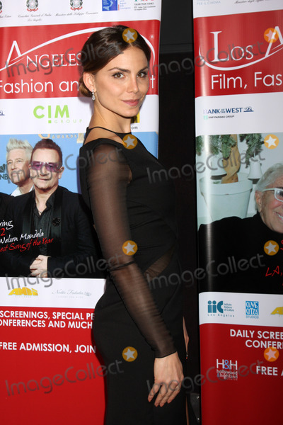 Nina Senicar Photo - Nina Senicar at the LA Italia Opening Night, TCL Chinese 6 Theaters, Hollywood, CA 02-23-14