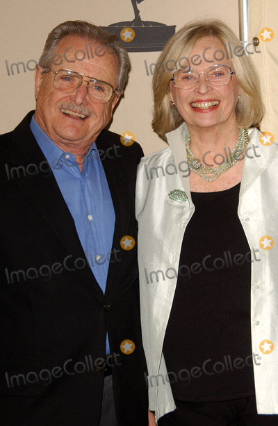 """Bonnie Bartlett, William Daniels Photo - William Daniels and Bonnie Bartlettat the """"Another Opening, Another Show: A Celebration Of TV Theme Music"""" presented by ATAS. The Leonard H. Goldenson Theater, North Hollywood, CA. 10-11-07"""