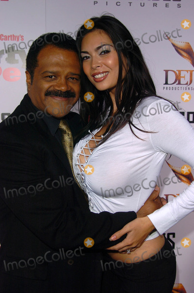 Photos And Pictures Ted Lange And Tera Patrick At The Premiere Of Jenny Mccarthys Dirty Love At The Arclight Theaters Hollywood Ca