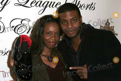 Charmaine, Charmaine Blake, Kel Mitchell, Master P, Master P. Photo - Charmaine Blake and Kel Mitchell with the new Master P shoe
