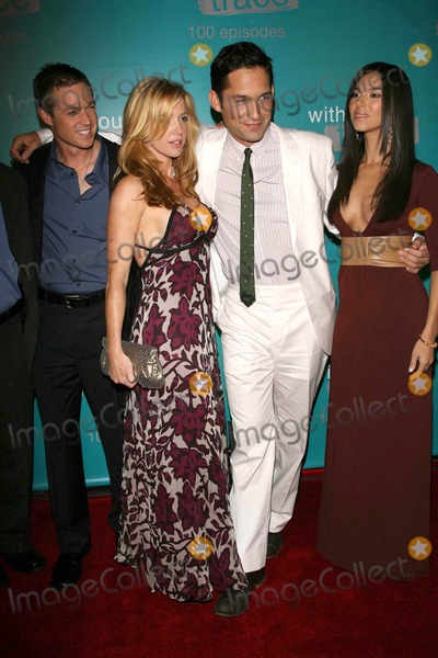 Eric Close, Enrique Murciano, Poppy Montgomery, Roselyn Sanchez Photo - Eric Close and Poppy Montgomery with Enrique Murciano and Roselyn Sanchez