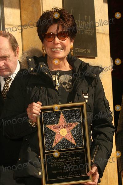 Tina Sinatra, Suzanne Pleshette, The Ceremonies Photo - Tina Sinatra  at the Ceremony Posthumously Honoring Suzanne Pleshette with a star on the Hollywood Walk of Fame. Hollywood Boulevard, Hollywood, CA. 01-31-08