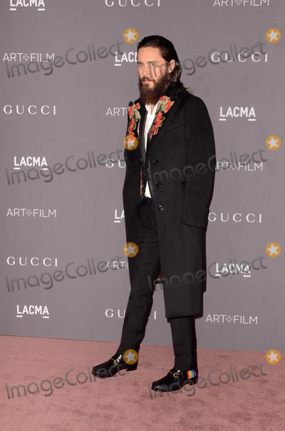 Jared Leto Photo - Jared Leto at the LACMA: Art and Film Gala, LACMA, Los Angeles, CA 11-04-17