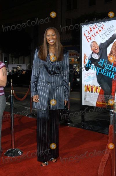 "Yolanda Adams, Temptations, Grauman's Chinese Theatre Photo - Yolanda Adams at ""The Fighting Temptations"" World Premiere, Grauman's Chinese Theatre, Hollywood, Calif., 09-17-03"