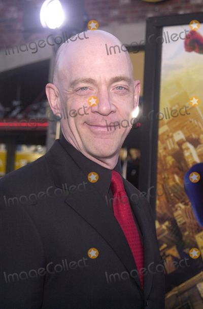 """J.K. Simmons, J K Simmons, J. K. Simmons, Spiderman, JK Simmons, J.K Simmons Photo - J.K. Simmons at the premiere of Columbia Pictures """"Spiderman"""" in Westwood, 04-29-02"""