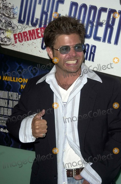 """Adam Rich Photo - Adam Rich at the world premiere of Paramount's """"Dickie Roberts: Former Child Star"""" at the Cinerama Dome, Hollywood, CA 09-03-03"""