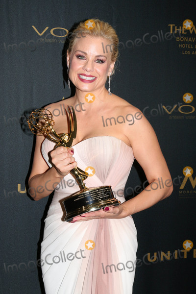 Jessica Collins Photo - Jessica Collins at the 43rd Daytime Emmy Awards Press Room, Westin Bonaventure Hotel, Los Angeles, CA 05-01-16