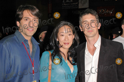Vincent Spano, Sandra Oh, Alexander Payne Photo - Vincent Spano, Sandra Oh and Alexander Payne at the 7th Annual Filmmakers Alliance Vision Award Presentation at the Directors Guild of America, Los Angeles, CA. 08-18-04
