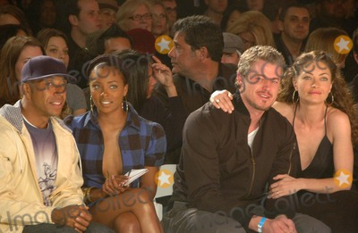 Eric Dane, Eva Pigford, Rebecca Gayheart, Russell Simmons, RUSSEL SIMMONS, Eva Herzigová Photo - Russell Simmons and Eva Pigford with Eric Dane and Rebecca Gayheart