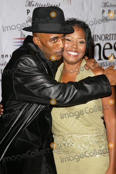 Ralph Tresvant, Shar Jackson Photo - Ralph Tresvant and Shar Jackson