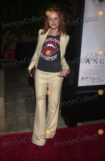 """Monet Mazur, Angel Eyes Photo -  Monet Mazur at the premiere of Warner Brother's """"Angel Eyes"""" at the Egyptian Theater, Hollywood, 05-15-01"""
