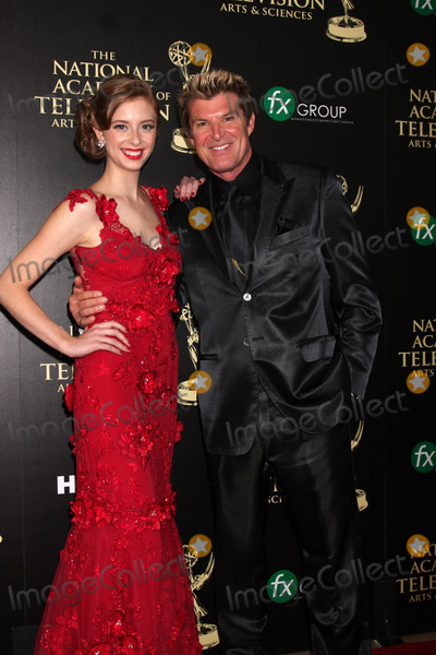 Winsor Harmon, Ashlyn Pearce Photo - LOS ANGELES - JUN 22:  Ashlyn Pearce, Winsor Harmon at the 2014 Daytime Emmy Awards Arrivals at the Beverly Hilton Hotel on June 22, 2014 in Beverly Hills, CA
