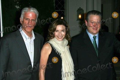 Al Gore, Mary Steenburgen, Ted Danson, Teairra Marí Photo - Ted Danson with Mary Steenburgen and Al Gore