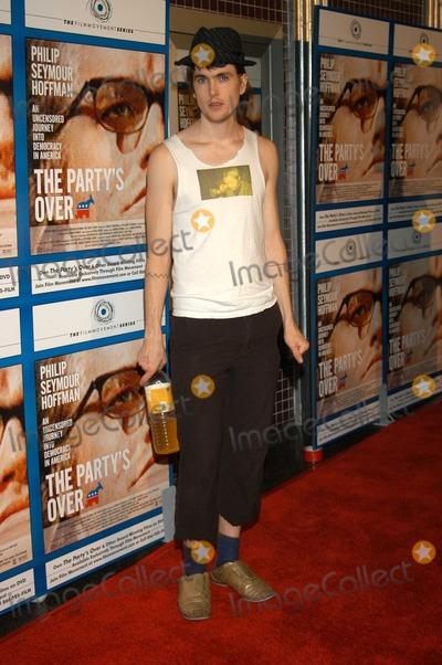 "Alex Ebert, Ima Robot Photo - Alex Ebert of Ima Robot at ""The Party's Over"" Screening, The Laemmle Fairfax, Los Angeles, Calif., 10-23-03"