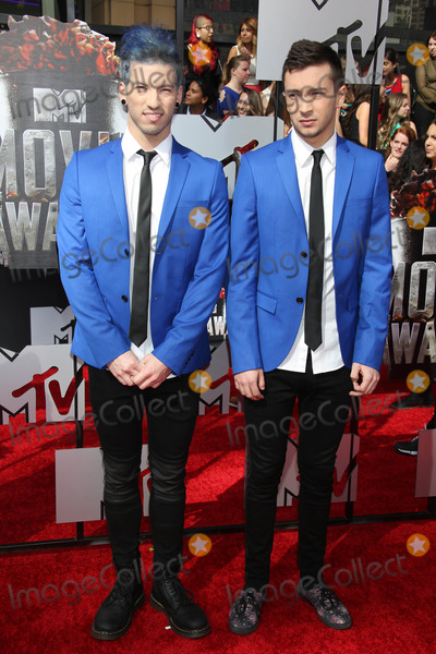 photos and pictures twenty one pilots at the 2014 mtv