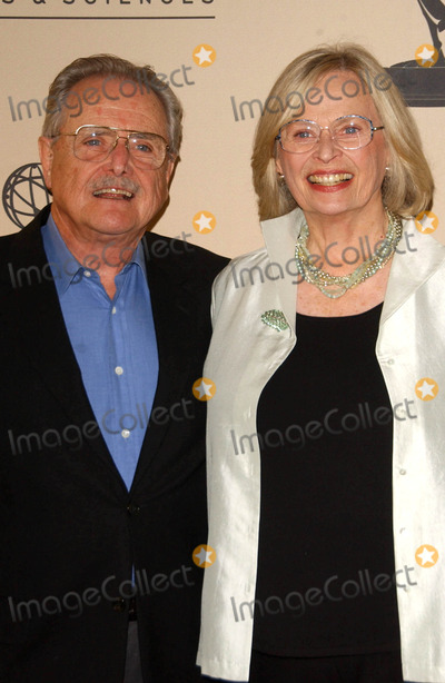Bonnie Bartlett, William Daniels Photo - William Daniels and Bonnie Bartlett